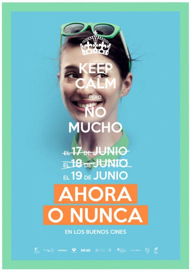 María Valverde in Ahora o nunca (2015)