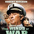 Robert Mitchum, Jan-Michael Vincent, and Ali MacGraw in The Winds of War (1983)
