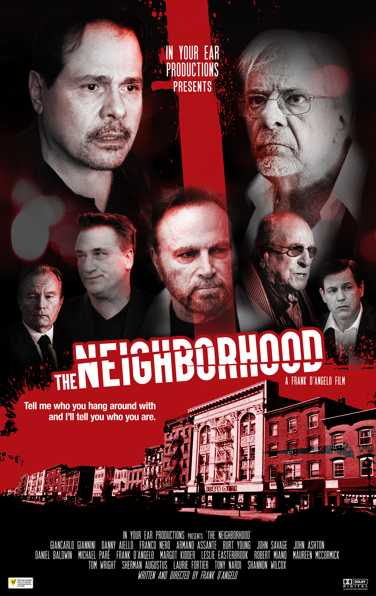 THE NEIGHBORHOOD (2017)