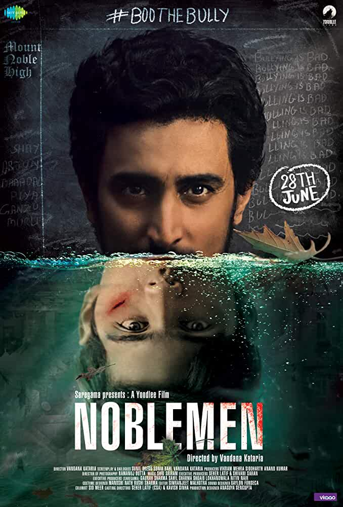 Kunal Kapoor and Ali Haji in Noblemen (2019)