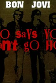 Bon Jovi: Who Says You Can't Go Home, Version 2 Poster