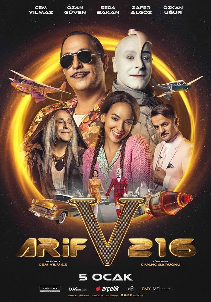 10. Arif V 216 (2018) İzlenmesi Gereken En İyi Türk Filmleri