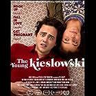 Ryan Malgarini and Haley Lu Richardson in The Young Kieslowski (2014)