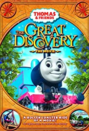 Thomas & Friends: The Great Discovery - The Movie Poster