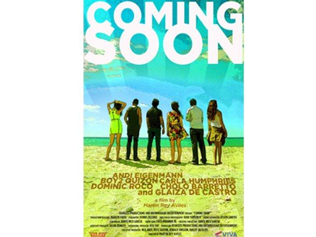 Coming Soon (2013)