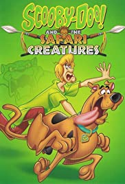 Scooby-Doo! and the Safari Creatures Poster