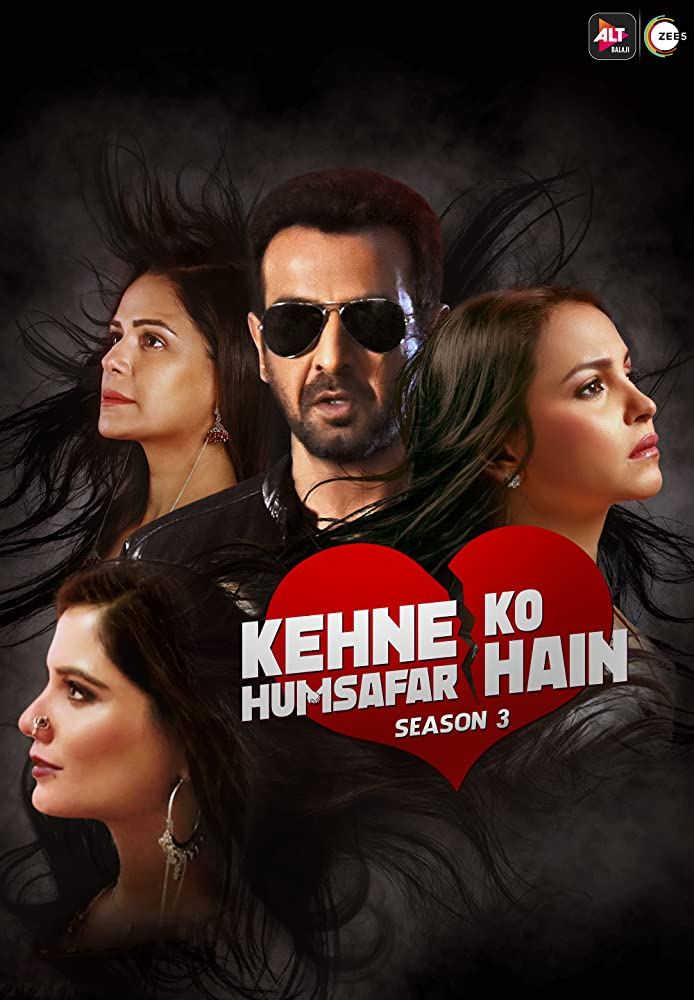 Kehne ko Humsafar Hain S3 (2020) Hindi Altbalaji (Ep11-19) Web Series 480p HDRip 500MB x264 AAC