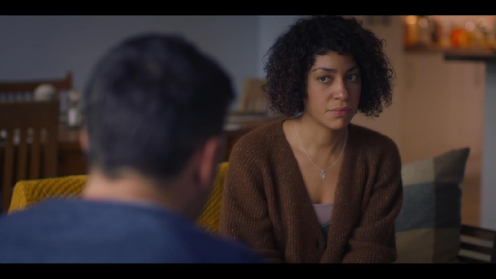 Cush Jumbo in Episode #1.4 (2020)