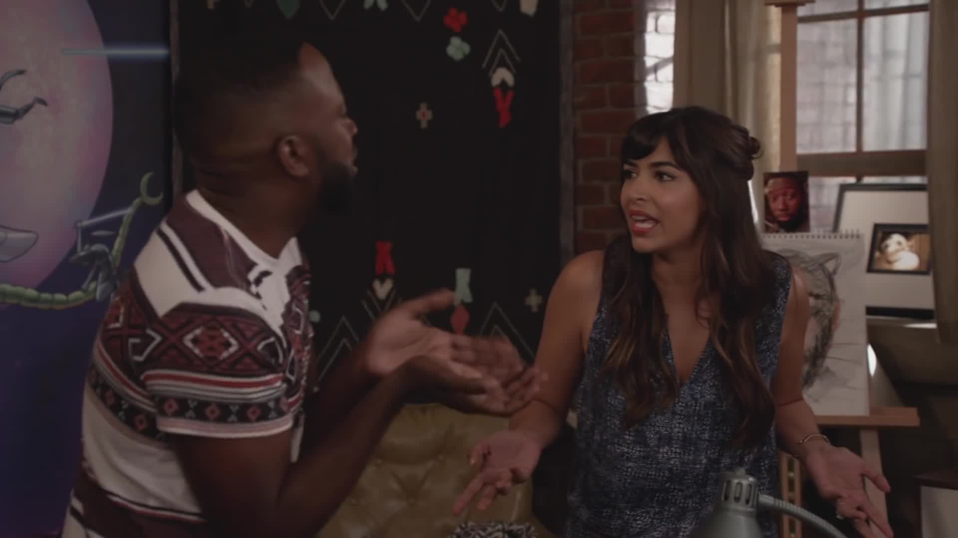 New Girl: Winston And Cece Create An Edm Song