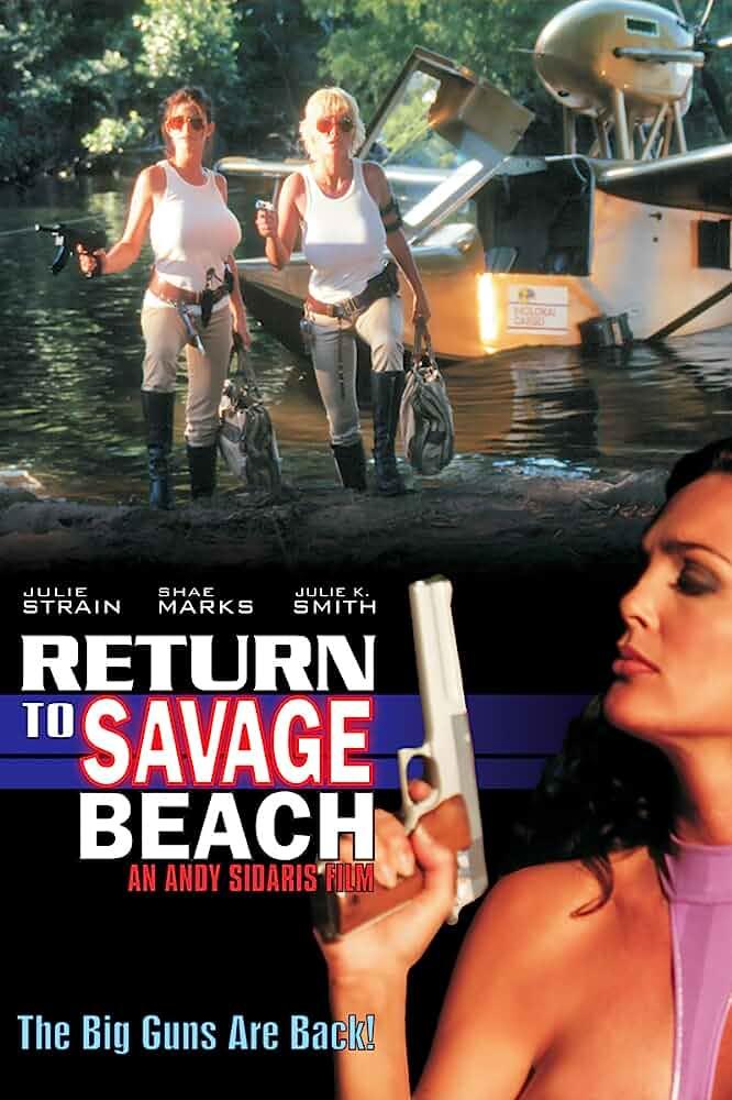 L.E.T.H.A.L. Ladies: Return to Savage Beach (1998) Hindi Dubbed