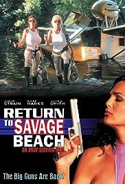 L.E.T.H.A.L. Ladies: Return to Savage Beach(1998) Poster - Movie Forum, Cast, Reviews