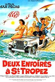 Deux enfoirés à Saint-Tropez Poster