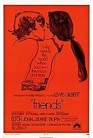 Friends (1971) Poster - Movie Forum, Cast, Reviews