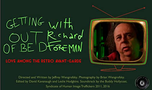HD full movies downloads Getting Out of Bed with Richard Foreman: Love Among the Retro Avant-Garde. by none [Full]