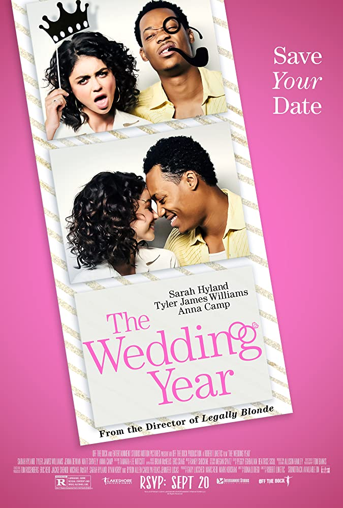 Poster film The Wedding Year (2019)