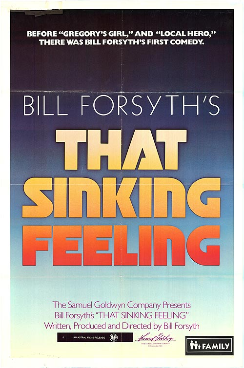 Image result for that sinking feeling film