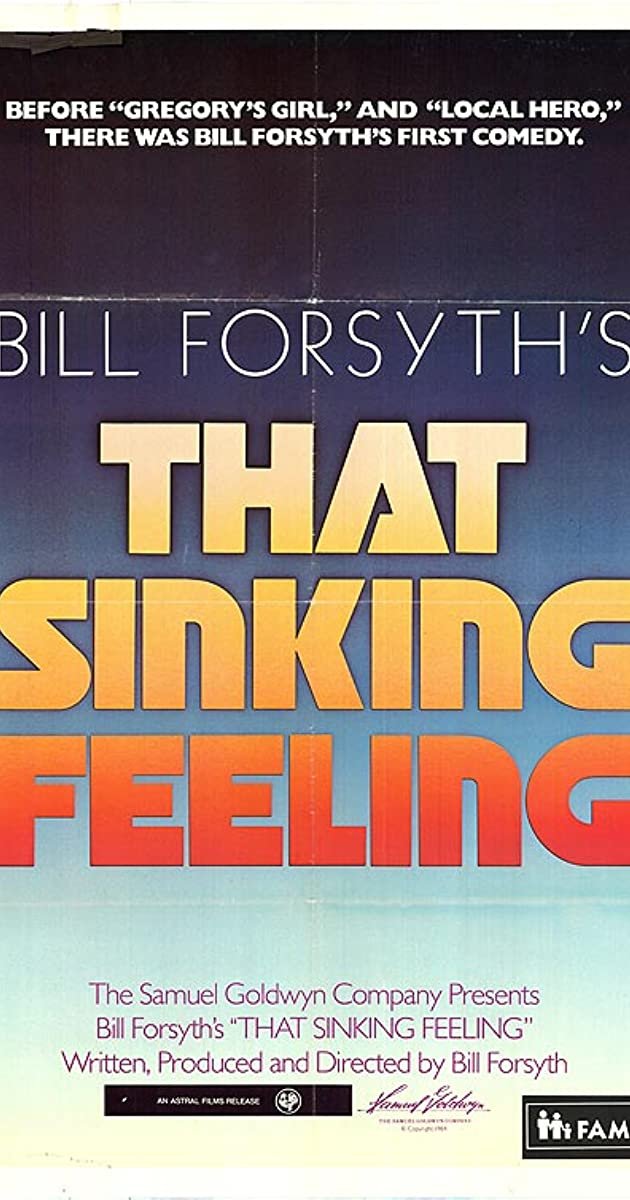 Subtitle of That Sinking Feeling