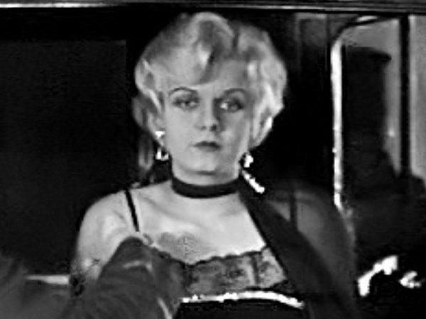 Jean Harlow in Double Whoopee (1929)