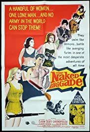 The Naked Brigade Poster