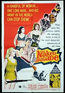 Downloadable comedy movies The Naked Brigade [h264]