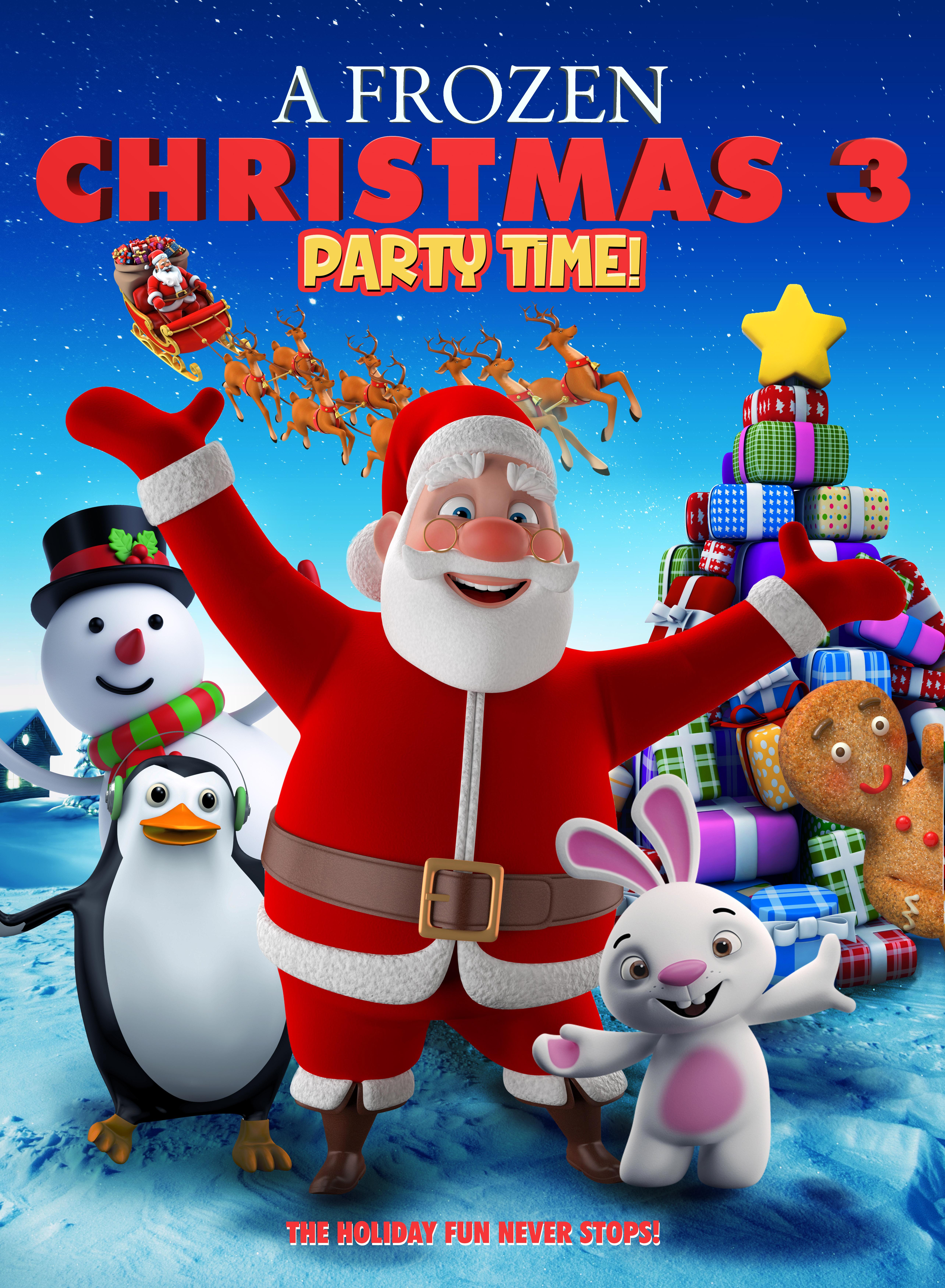 Frozen Christmas.A Frozen Christmas 3 2018 Imdb