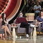 Maya Rudolph, Megan Fox, and Andy Samberg in The Gong Show (2017)