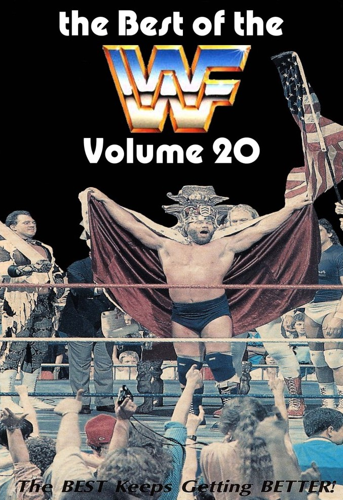 Jim Duggan in Best of the WWF Volume 20 (1989)