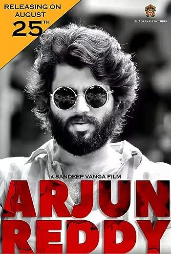 Arjun Reddy 2017 Full Hindi Dubbed Movie Download HDRip 720p