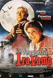 La venganza de Ira Vamp Poster