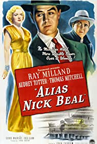 Ray Milland, Thomas Mitchell, and Audrey Totter in Alias Nick Beal (1949)