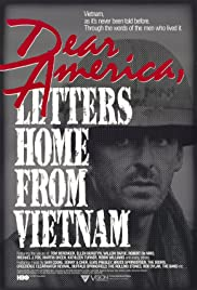 Dear America: Letters Home from Vietnam Poster