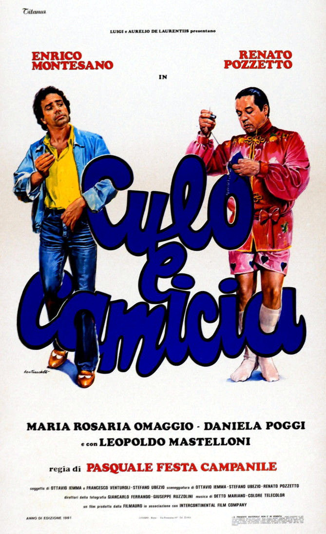 Culo e camicia (1981)