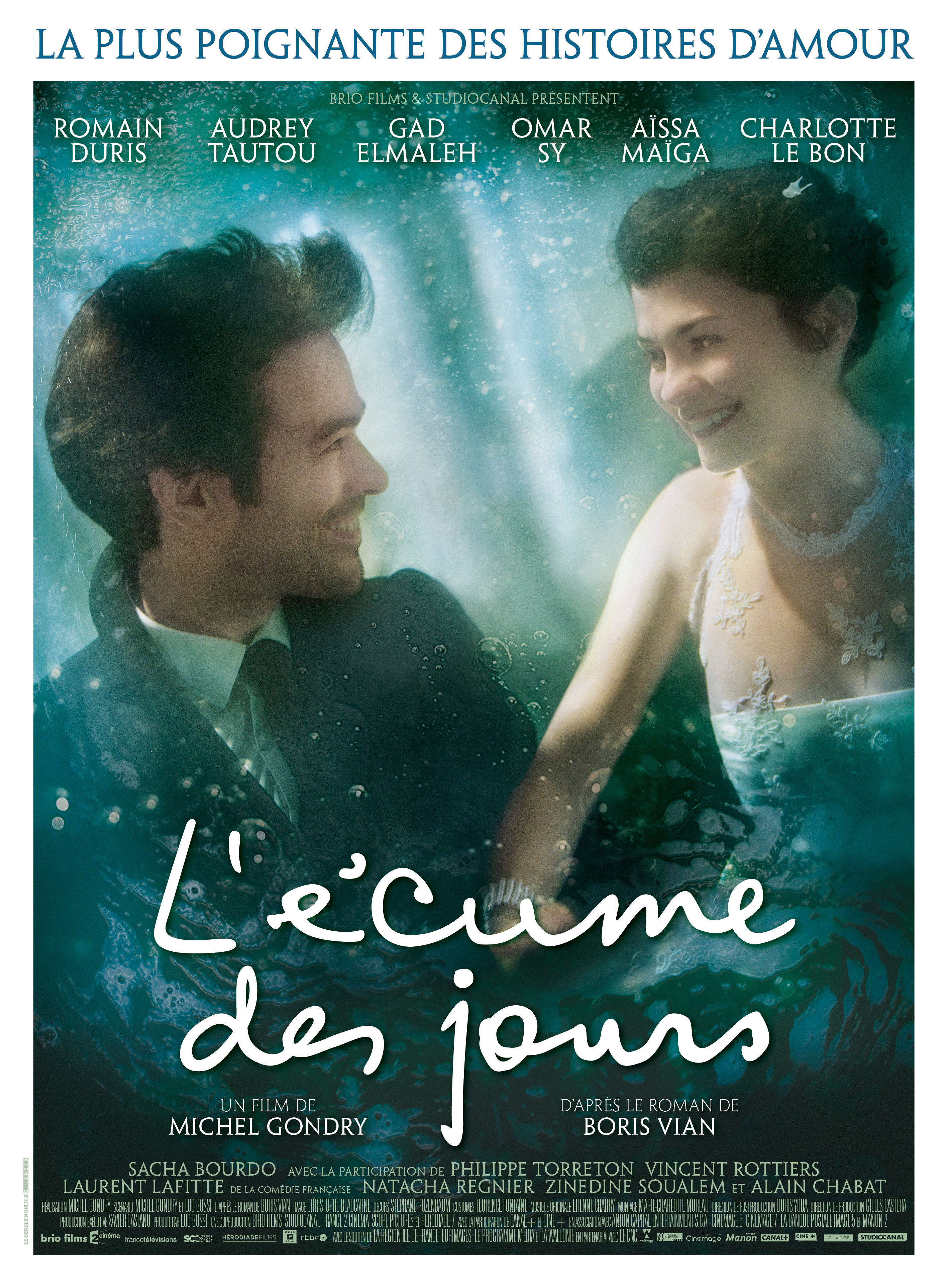 Пена дней (L ecume des jours, 2013) рекомендации