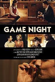 George Howard Adams, Georgui Kasaev, Anna Rodriguez, Nick Schultz, Missy Burkett, and Mary Whitehead in Game Night (2016)