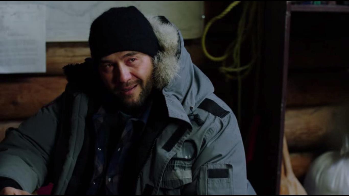 Steve Bacic in Cold Zone (2017)