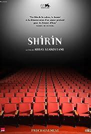 Shirin(2008) Poster - Movie Forum, Cast, Reviews
