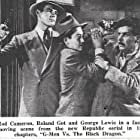 Rod Cameron, Roland Got, and George J. Lewis in G-Men vs. The Black Dragon (1943)