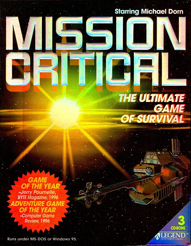 Mission Critical (1995)