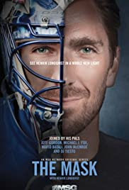 The Mask with Henrik Lundqvist Poster