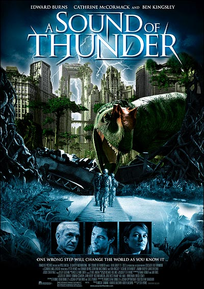 A Sound of Thunder 2005 Hindi Dual Audio 380MB BluRay ESubs Download