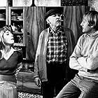 Frantisek Filipovský, Ludek Sobota, and Dagmar Havlová in Co je doma, to se pocítá, pánové... (1980)