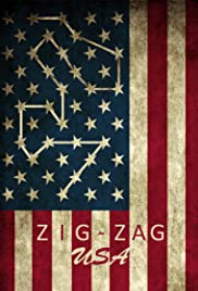 Zig-Zag USA Poster