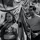 Tyrone Power and Coleen Gray in Nightmare Alley (1947)
