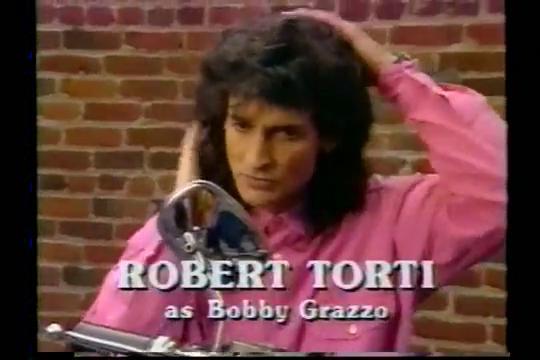 Robert Torti in Vinnie & Bobby (1992)