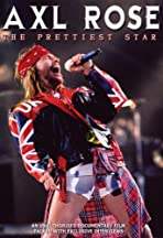 Axl Rose: The Prettiest Star