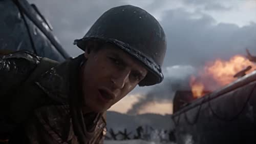 Call Of Duty: WWII: Meet The Squad: Turner