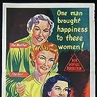 Petula Clark and Brenda de Banzie in The Happiness of Three Women (1954)