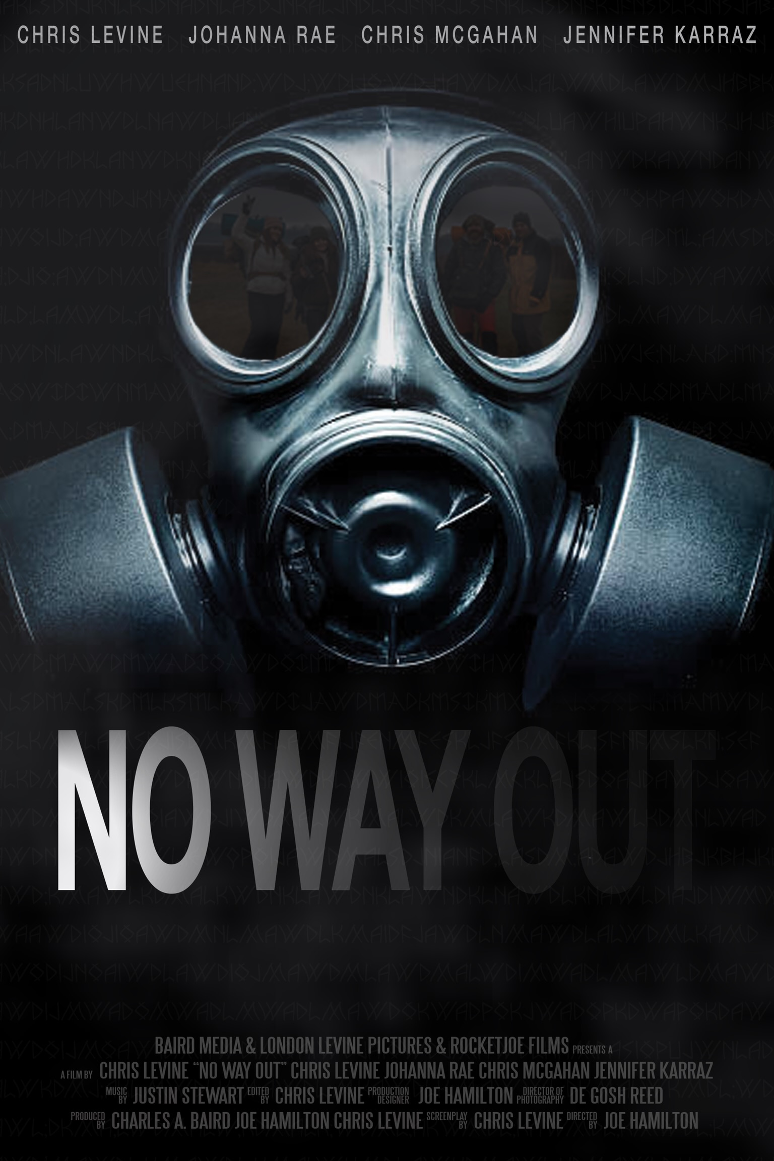 No Way Out (2020) Bengali Dubbed (Voice Over) WEBRip 720p [Full Movie] 1XBET