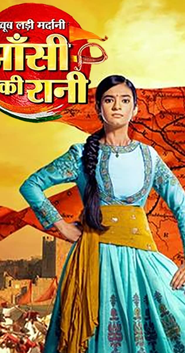 Download Jhansi Ki Rani or watch streaming online complete episodes of  Season 1 in HD 720p 1080p using torrent