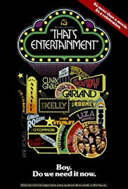 That's Entertainment! (1974) Poster - Movie Forum, Cast, Reviews